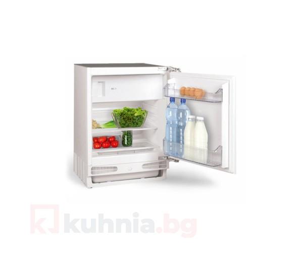 Хладилник с фризерна камера за вграждане Eurolux - RBE 1282 V