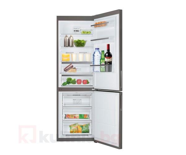 Свободностоящ хладилник Eurolux RFE 373SL V X