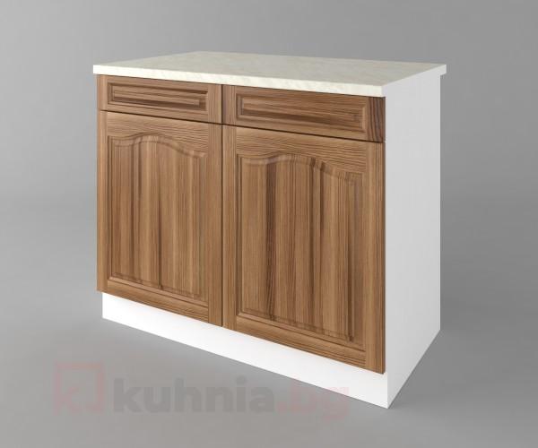 Долен кухненски шкаф с две чекмеджета и две врати Астра - Канела Астра - Канела