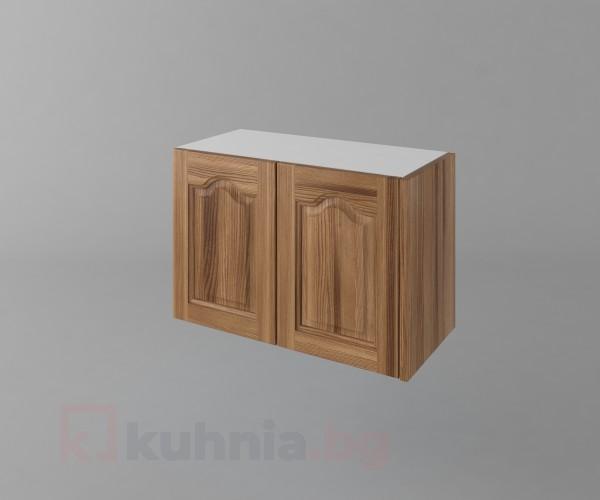 Завършваща страница  за шкаф над абсорбатор Астра - Канела