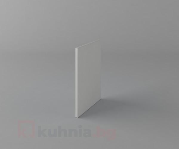 Завършваща страница  за шкаф над абсорбатор Мирта
