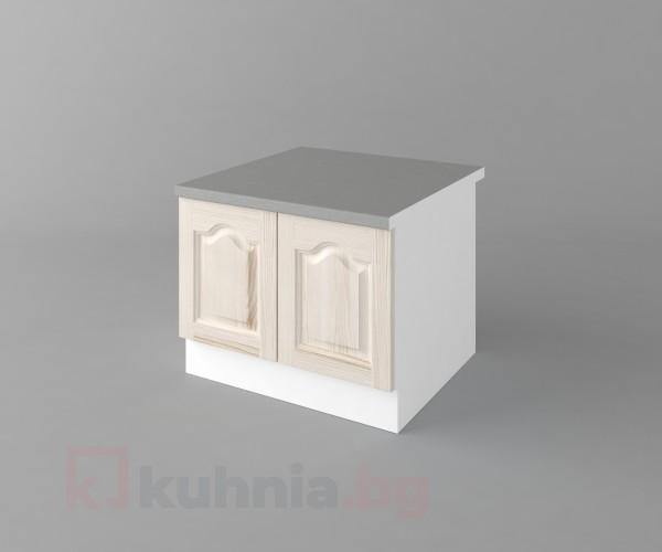 Долен кухненски шкаф за раховец Астра - Крем