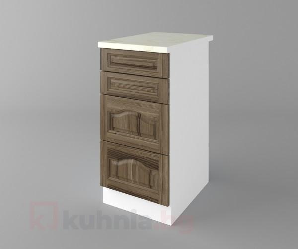 Долен кухненски шкаф с четири чекмеджета Астра - Ким