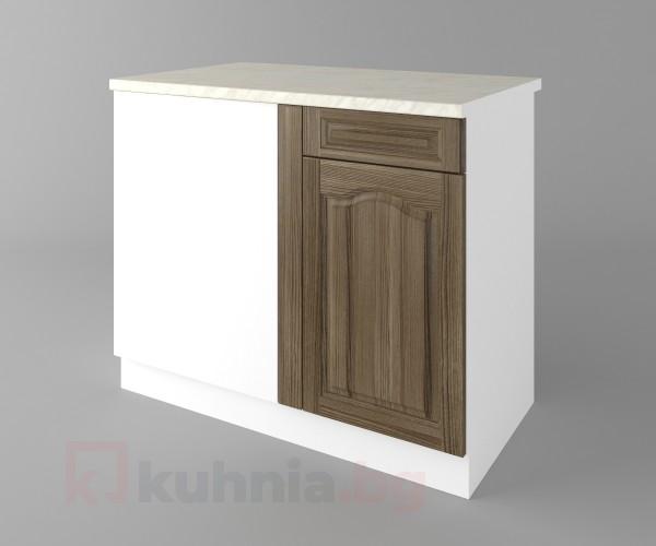 Долен кухненски шкаф за ъгъл Астра - Ким