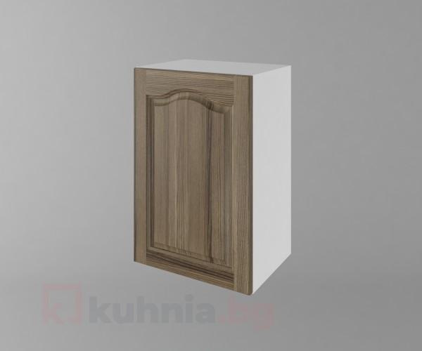Горен кухненски шкаф с една врата Астра - Ким