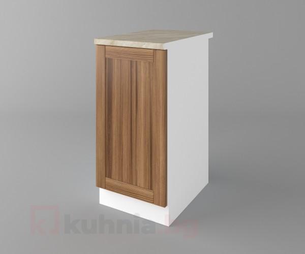 Долен кухненски шкаф с една врата Калатея - Канела