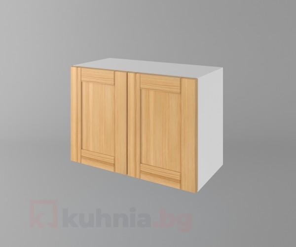Горен кухненски шкаф за над абсорбатор  Калатея - Натурална