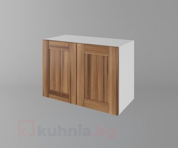 Горен кухненски шкаф за над абсорбатор Калатея - Канела
