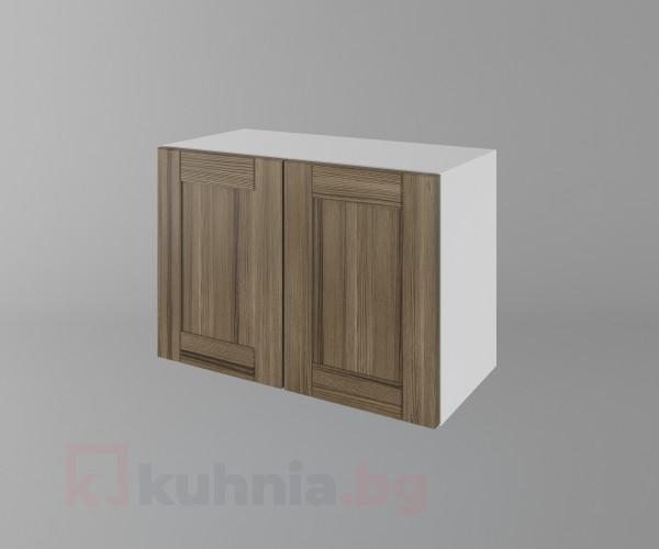 Горен кухненски шкаф за над абсорбатор Калатея - Ким