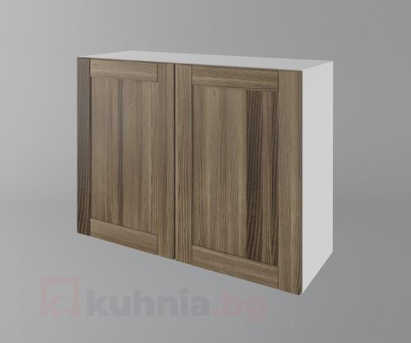 Горен кухненски шкаф с две врати Калатея - Ким