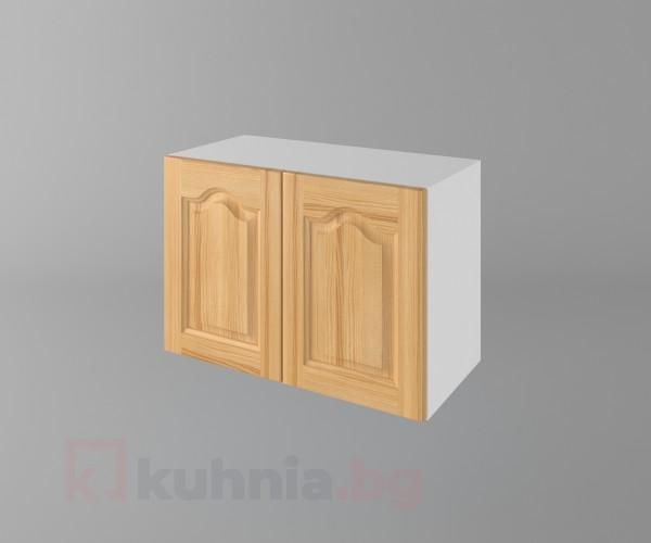 Горен кухненски шкаф за над абсорбатор  Астра - Натурална