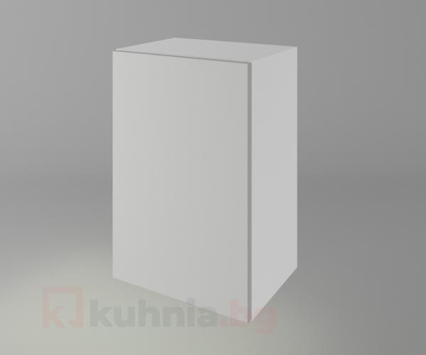 Горен кухненски шкаф с една врата Мирта