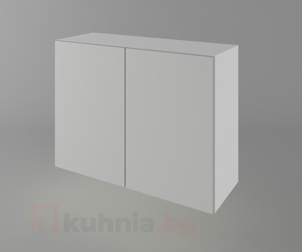 Горен кухненски шкаф с две врати Мирта