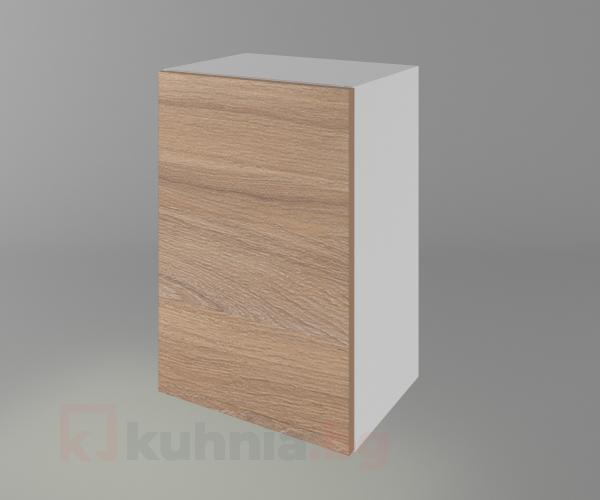 Горен кухненски шкаф с една врата Поларис