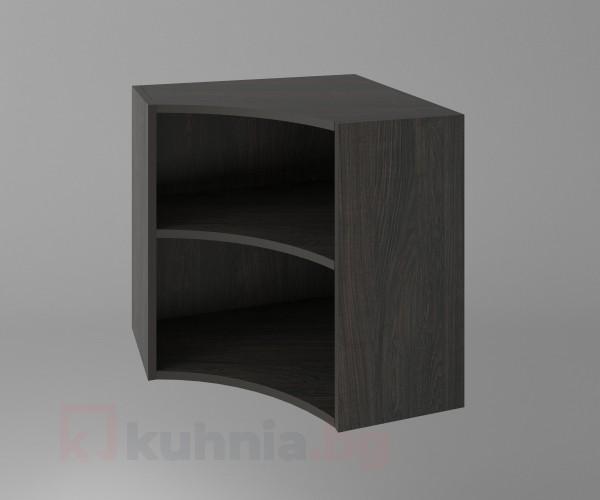 Горен кухненски шкаф за вътрешен ъгъл Вега