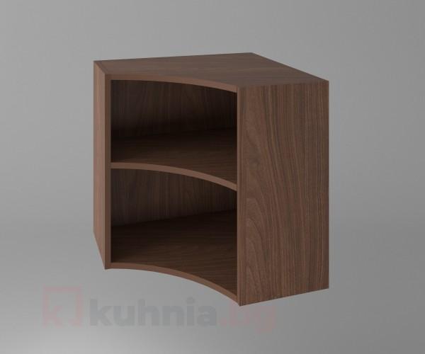 Горен кухненски шкаф за вътрешен ъгъл Атлас