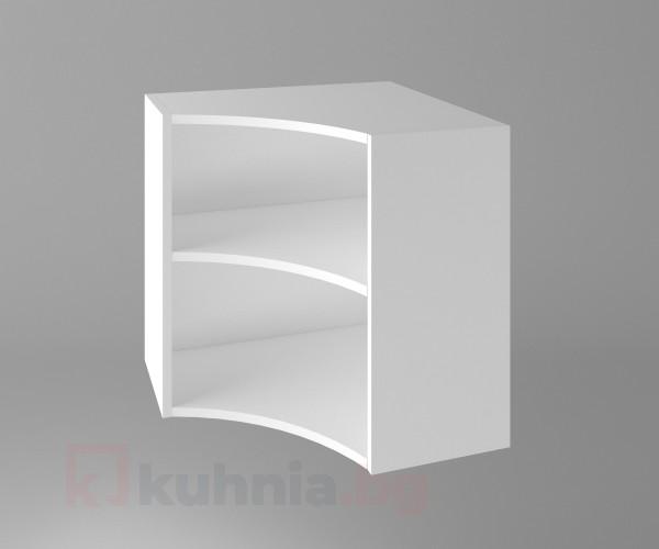 Горен кухненски шкаф за вътрешен ъгъл Нарцис