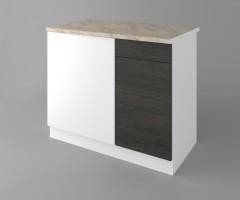 Долен кухненски шкаф за ъгъл Вега 1