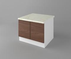 Долен кухненски шкаф за раховец с термоплот Атлас 2