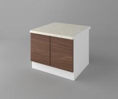 Долен кухненски шкаф за раховец с термоплот Атлас 4