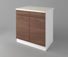 Долен кухненски шкаф с две чекмеджета и две врати Атлас 2