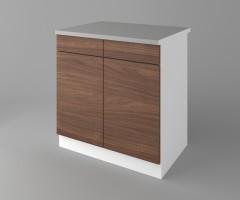 Долен кухненски шкаф с две чекмеджета и две врати Атлас 3