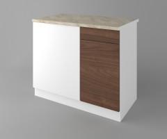 Долен кухненски шкаф за ъгъл Атлас 1