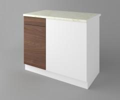 Долен кухненски шкаф за ъгъл Атлас 4