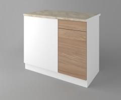 Долен кухненски шкаф за ъгъл Поларис 4