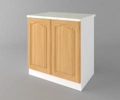 Долен кухненски шкаф с две врати Астра - Натурална 1