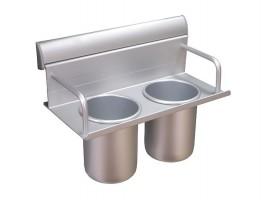Алуминиева поставка за кухненски прибори KAMA 1005 1