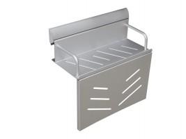 Алуминиева кухненска поставка за ножове KAMA 1001 1