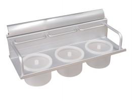 Алуминиева кухненска поставка за подправки KA-1007 1