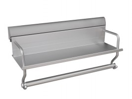 Алуминиев мултифункционален рафт за кухня KAMA 1002B 1