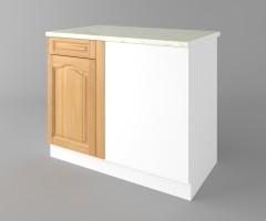 Долен кухненски шкаф за ъгъл Астра - Натурална 1