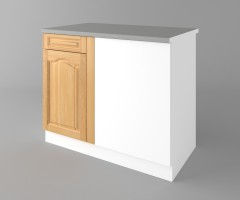 Долен кухненски шкаф за ъгъл Астра - Натурална 2