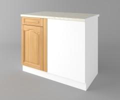 Долен кухненски шкаф за ъгъл Астра - Натурална 3