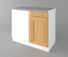 Долен кухненски шкаф за ъгъл Астра - Натурална 5