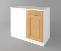 Долен кухненски шкаф за ъгъл Астра - Натурална 6
