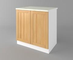 Долен кухненски шкаф с две врати Калатея - Натурална 1