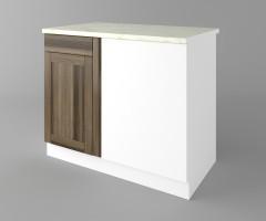 Долен кухненски шкаф за ъгъл  Калатея - Ким 1