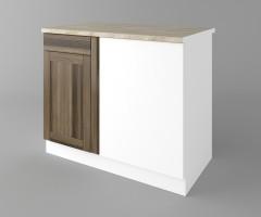 Долен кухненски шкаф за ъгъл  Калатея - Ким 2
