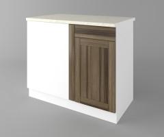 Долен кухненски шкаф за ъгъл  Калатея - Ким 3