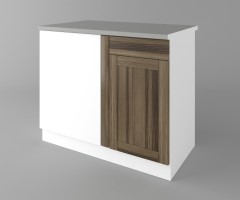 Долен кухненски шкаф за ъгъл  Калатея - Ким 4