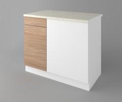 Долен кухненски шкаф за ъгъл Поларис 2
