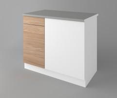 Долен кухненски шкаф за ъгъл Поларис 3