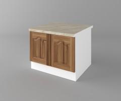 Долен кухненски шкаф за раховец с термоплот Астра - Канела 1