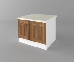 Долен кухненски шкаф за раховец с термоплот Астра - Канела 2