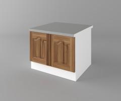 Долен кухненски шкаф за раховец с термоплот Астра - Канела 4