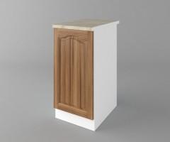 Долен кухненски шкаф с една врата Астра - Канела 1